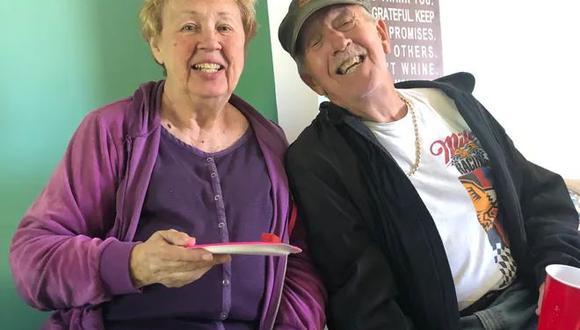 Patricia Sipes McWaters, de 78 años, y Leslie McWaters, de 75, fallecieron el 24 de noviembre a causa del COVID-19 tras pasar una semana hospitalizados. Llevaban 47 años de casados y su muerte se registró casi en simultáneo. (Foto: Archivo familiar publicado en el Detroit Free Press)