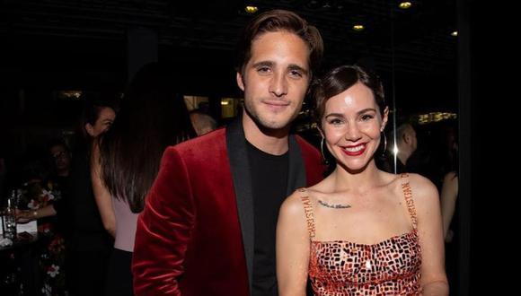 El romance de Diego Boneta y Camila Sodi saltó de la pantalla a la vida real tras protagonizar la producción de Netflix. (Foto: Instagram @luismiguellaserie)