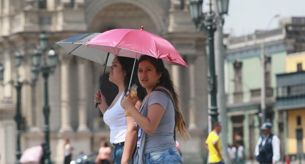 El Senamhi advirtió que el índice máximo de radiación UV en Lima alcanzará el nivel 14, especialmente cerca del mediodía. (Foto: GEC)