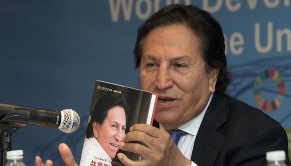 El ex presidente Alejandro Toledo está a punto a cumplir un año prófugo de la justicia peruana. Radica en Estados Unidos. (Foto: EFE)