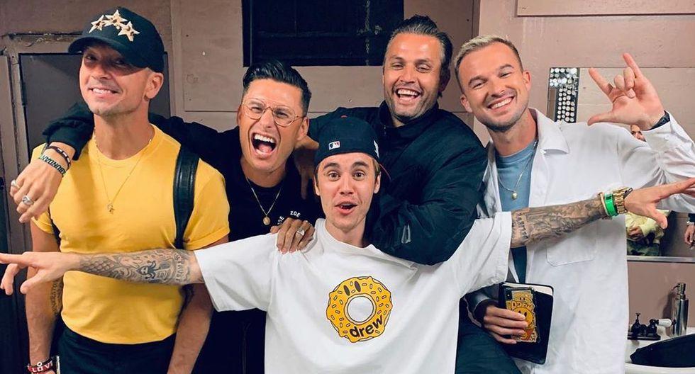 Justin Bieber recordó discurso de Mike Tyson en publicación. (Foto: @justinbieber)
