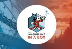 """Disney se unió a Khan Academy para lanzar el programa online """"Imagineering in a box"""""""