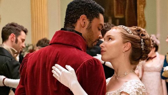 """La temporada 1 se basa en gran parte en la primera novela """"El duque y yo"""", uno de los libros más precisos para ser contado en la pantalla chica (Foto: Netflix)"""
