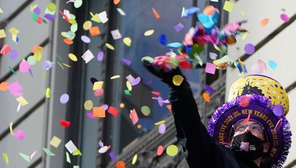 Felicita a tus amigos en más de 40 idiomas por Año Nuevo. (Foto: Reuters)