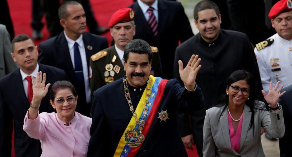 """Estados Unidos acusa a """"secuaces"""" de Nicolás Maduro de vivir una vida """"de derroche"""" en Europa, pese a la crisis en Venezuela. (Foto: Reuters)"""
