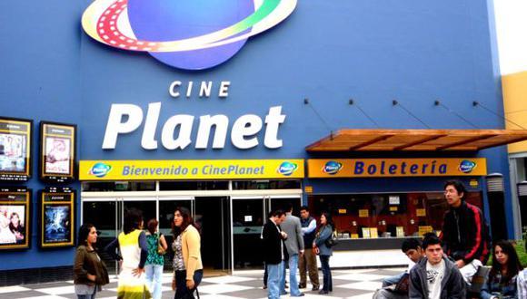 Cadena Cineplanet colocará bonos por hasta US$150 millones