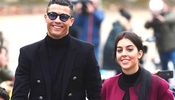 Los fans podremos conocer mucho más de la familia de Cristiano Ronaldo. (Foto: AFP)