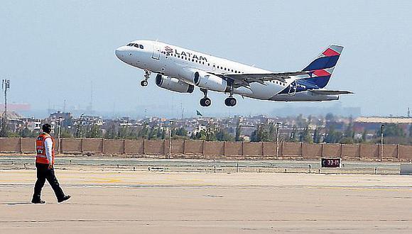 Latam confirma que volará a Jauja a partir del próximo año