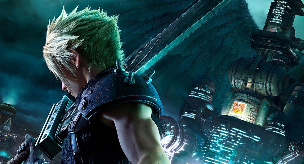 Final Fantasy VII Remake es uno de los títulos más esperados del 2020. (Difusión)