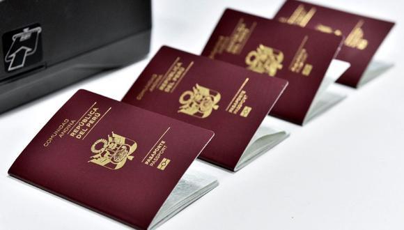 La suspensión del Pasaporte Electrónico será temporal. (Foto: Difusión)