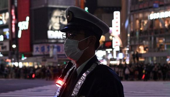 Se desconoce si el policía fue sancionado. (Foto: Philip Fong / AFP)