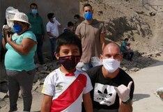 Sport Boys: Adrián Zela repartió víveres a los más vulnerables durante la pandemia