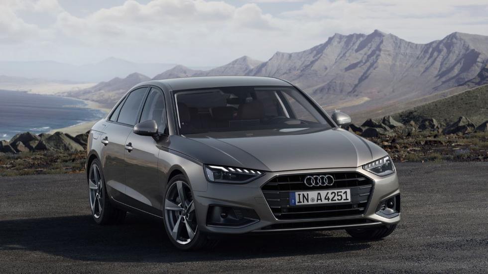 La marca alemana trae al Perú el nuevo Audi A4. (Foto: Difusión)