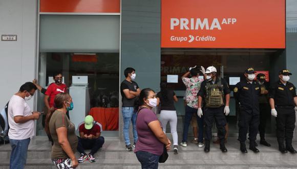 Existen diversas modalidades para solicitar el traspaso de AFP. (Foto: Andina)