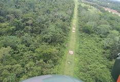 Destruyen en Huánuco cuatro pistas de aterrizaje clandestino utilizadas por el narcotráfico