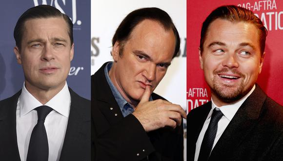Brad Pitt se une a DiCaprio en filme de Tarantino sobre Charles Manson