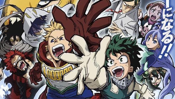 My Hero Academia 4x01: todo lo que pasó al comenzar Boku no Hero Academia 4 (Foto: Studio Bones)