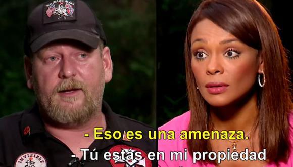 (Foto: Captura de video Univisión)