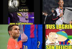 Balón Oro 2019: con Messi y sin Cristiano Ronaldo, mira los mejores memes de la ceremonia llevada a cabo en Francia | FOTOS