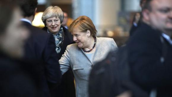 """El ministro de Exteriores, Heiko Maas, había exigido una clara señal por parte de Londres respecto """"a lo que quieren del Brexit"""", aunque no se mostró receptivo a posibles negociaciones adicionales. (Foto: AFP)"""