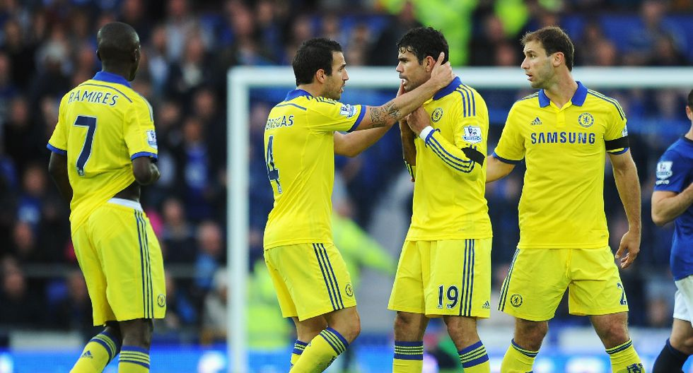 Costa se burló, peleó y anotó dos goles en triunfo de Chelsea - 9
