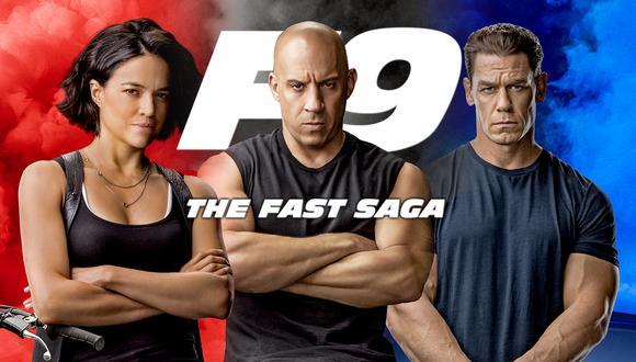"""Los espectadores que se preparan para ver """"F9"""" deberían repasar ver ciertos títulos para entender la última entrega por completo (Foto: Universal Pictures)"""