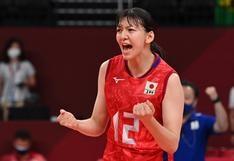 Aki Momii, la armadora olímpica de Japón: ¿Qué debería pasar para que esta voleibolista juegue por Perú?