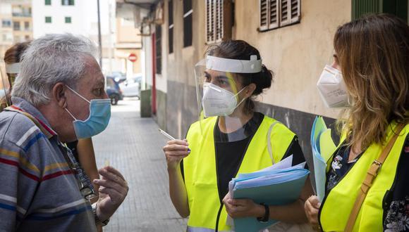 Coronavirus en España | Últimas noticias | Último minuto: reporte de infectados y muertos hoy, miércoles 16 de septiembre del 2020 | COVID-19 | (Foto: JAIME REINA / AFP).