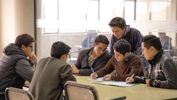 Conoce en esta nota si fuiste uno de los estudiantes elegidos. (Foto: Agencia Andina)