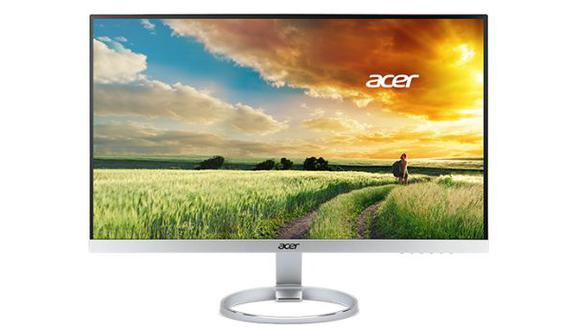 Acer lanzará monitor curvo capaz de disminuir la fatiga visual