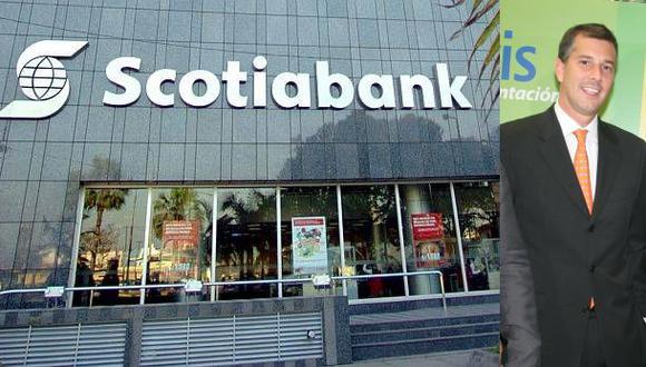 Scotiabank: Miguel Uccelli será vicepresidente del directorio