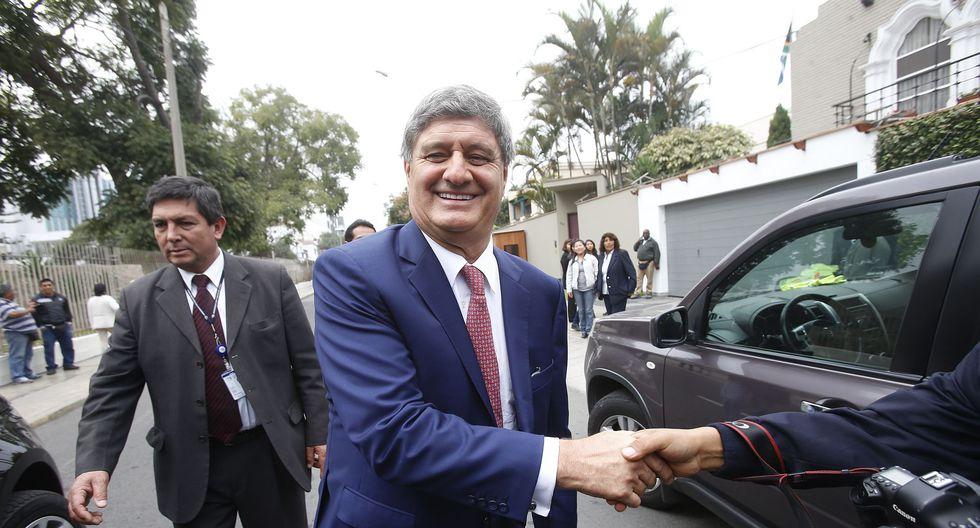 Diez Canseco saludó el virtual triunfo de Jorge Muñoz a la alcaldía de Lima y remarcó que Acción Popular vuelve a ocupar el sillón metropolitano, después de 38 años. (Foto: Archivo El Comercio)