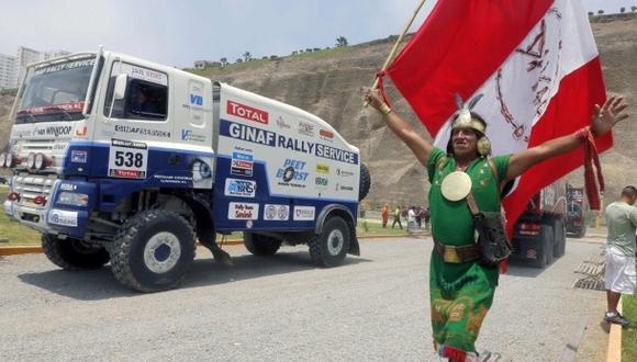 ¿El Dakar vuelve a Perú? Organizadores se reunirán con Micentur