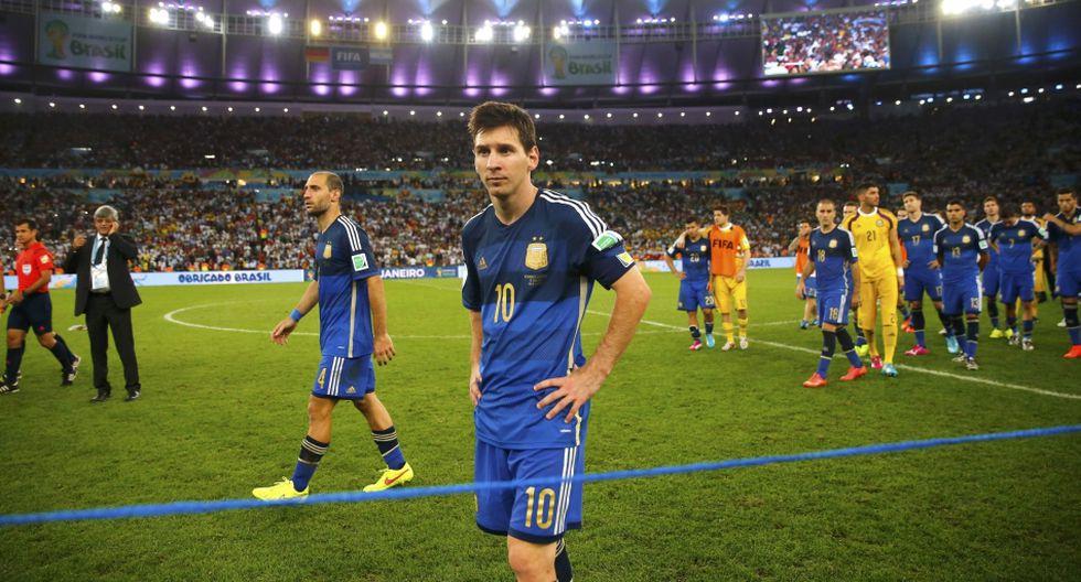 La tristeza y decepción de Messi luego de perder el Mundial - 17