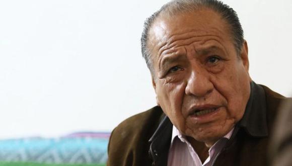 Máximo San Román negó haber llevado a Richard Cisneros a Palacio de Gobierno. (Foto: El Comercio)