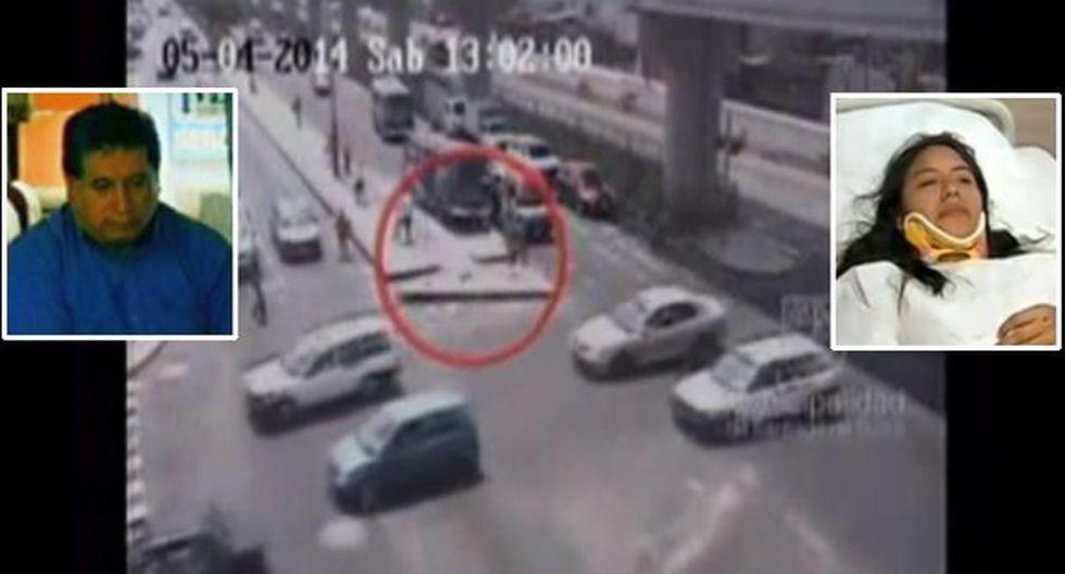 Brutal atropello en Surco: conductor culpó a los frenos