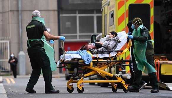 Coronavirus en Reino Unido | Últimas noticias | Último minuto: reporte de infectados y muertos hoy, miércoles 27 de enero del 2021. (Foto: EFE).