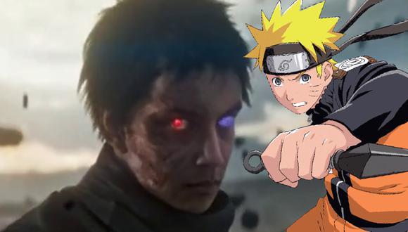 Un video viral de TikTok muestra cómo un cosplayer logró traer a la vida a un personaje del anime Naruto.   Crédito: @jalexrosa / TikTok / Composición.