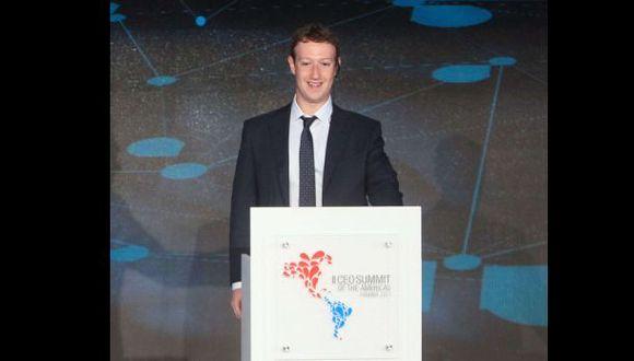 Mark Zuckerberg protagoniza 'blooper' en Cumbre de las Américas