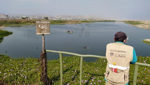 Estas actividades se llevarán a cabo en la laguna Génesis y estarán a cargo de un guía oficial del área de turismo. (Foto: Álvaro Treneman)