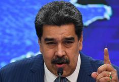 """Maduro condena """"xenofobia"""" contra venezolanos en Chile"""