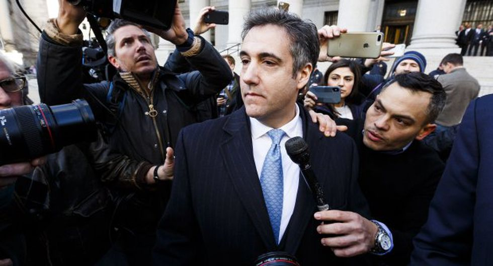 El ex abogado de Donald Trump, Michael Cohen. (Foto: EFE)