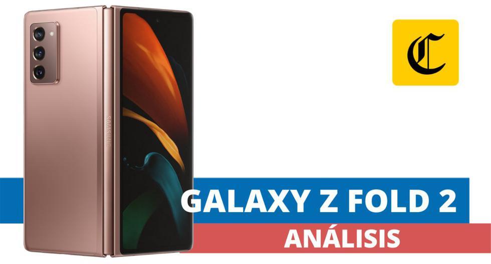 El Galaxy Z Fold 2 de Samsung es el smartphone tecnológicamente más moderno y de mayor valor de la fabricante surcoreana. El teléfono está disponible en el Perú. (El Comercio)
