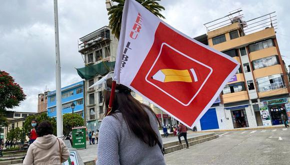Cinco militantes de Perú Libre fueron presentados en el 2011 como miembros de los comités del Movadef. (Foto: El Comercio)
