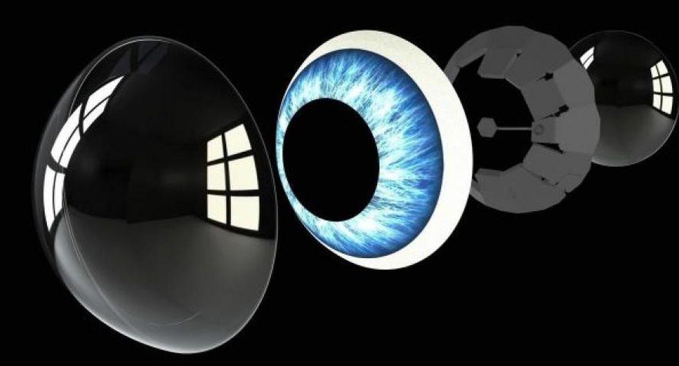 Lentes de una empresa estadounidense tiene incorporados pantalla de realidad aumentada. (Foto: Foto: Next Reality)