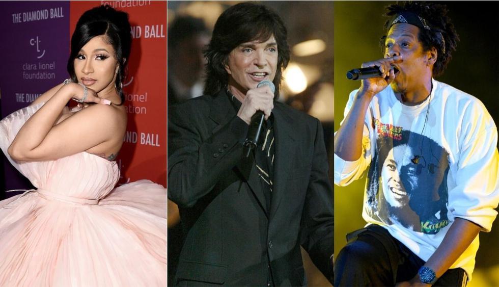 Camilo Sesto: Cardi B, Jay-Z y otros intérpretes de hip hop influenciados por el astro español. (Foto: AFP)