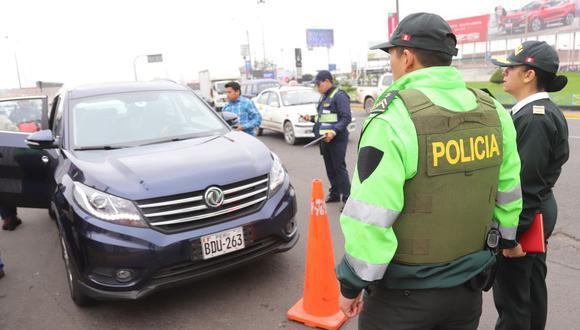 El operativo fue liderado por el Ministerio de Comercio Exterior y Turismo. (Difusión)