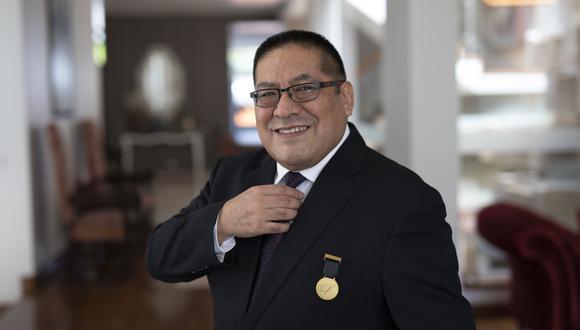 El ejecutivo  ha sido reconocido como Líder Empresarial del Cambio (LEC) 2021, en la categoría de Empresa Corporativa. (Foto: Anthony Niño de Guzmán)