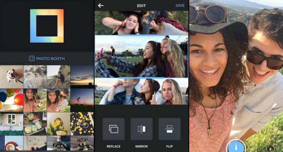 Layout de Instagram será tu nueva app favorita para collages
