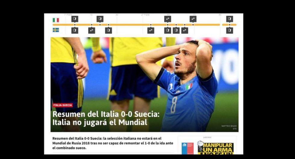 AS - España. (Foto: captura de pantalla)